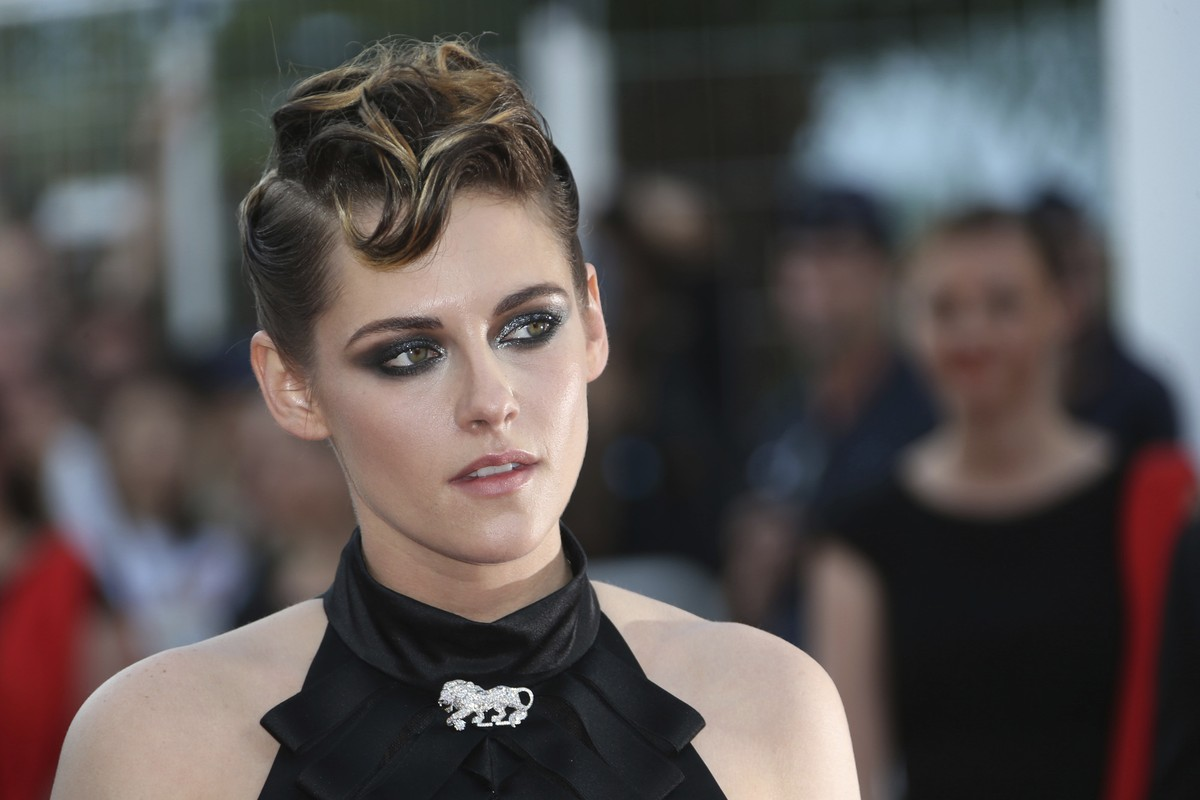 Kristen Stewart vai interpretar princesa Diana no filme 'Spencer'