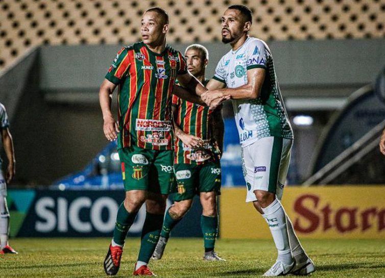 Guarani vence Sampaio e se aproxima do G4 da Série B